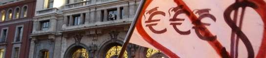 Manifestación Anti Bolonia