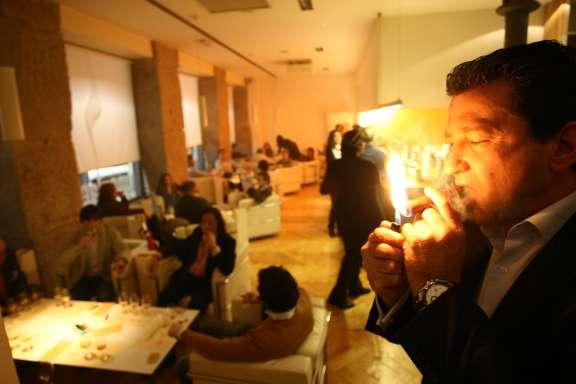 Club de fumadores
