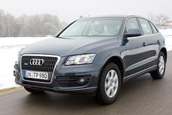 <p>Audi Q5 vs. Kia Sorento vs. Mazda CX-7</p>