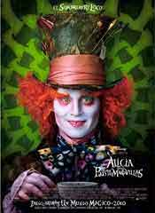 Alicia en el País de las Maravillas (2010) - Cartel