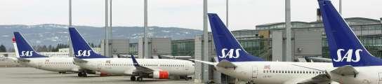 Aviones en Oslo