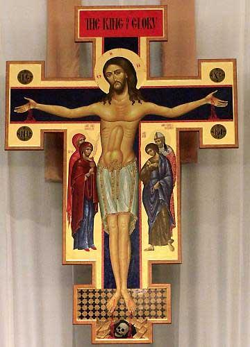 Crucifijo polémico en Oklahoma