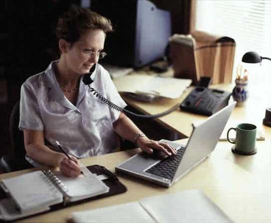 El Empleo A Tiempo Parcial Es Para Mujeres