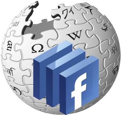 Facebook Se Apunta A La Wikipedia