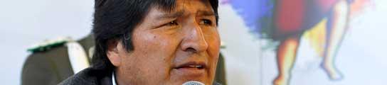 Evo Morales, ¿premio Nobel de la Paz?  (Imagen: Jorge Ábrego /  EFE)