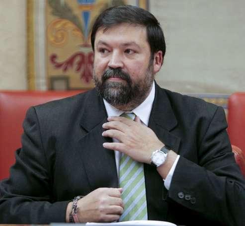 El ministro Caamaño