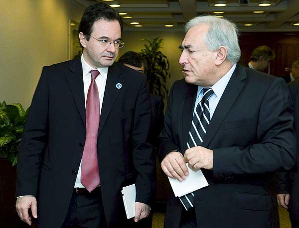 Grecia y el FMI