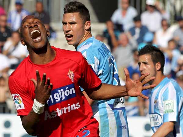Málaga - Sporting