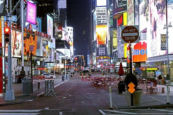 Atentado frustrado en Nueva York