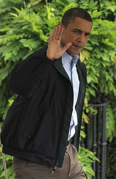 Obama en Luisiana
