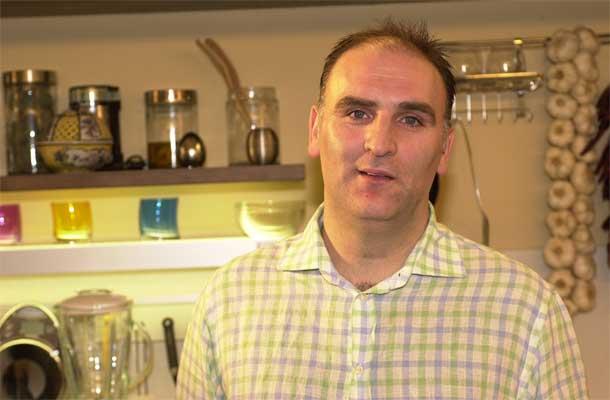 El cocinero espa ol jos andr s debuta en un prestigioso for Bazar del cocinero