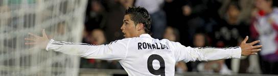El Madrid mantiene el pulso por la Liga tras ganar en Mallorca gracias a Cristiano  (Imagen: EFE)