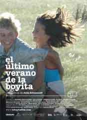 El último verano de la Boyita - Cartel