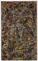 <p>'N�mero 5', de Jackson Pollock</p>