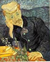 <p>'Retrato del Doctor Gachet', de Vincent Van  Gogh</p>