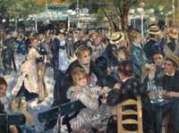 <p>'Le Moulin de la Galette', de Pierre-Auguste Renoir</p>