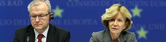 La UE y el FMI movilizan hasta 750.000 millones de euros para defender la moneda  (Imagen: Julien Warnard / EFE)