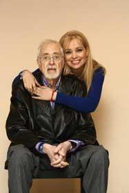 <p>Antonio Ozores y su hija Emma - 280</p>
