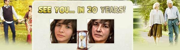 como sera tu rostro cuando seas mayor