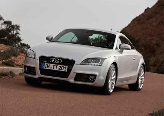 Audi TT 2010 Facelift