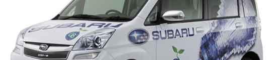 Subaru Stella EV