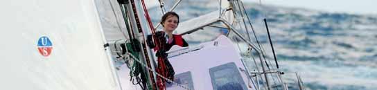Una australiana de 16 años completa en solitario la vuelta al mundo en velero  (Imagen: EFE)