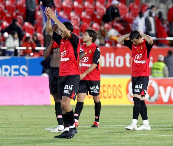Jugadores del Mallorca
