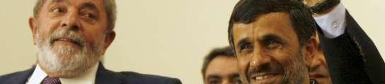 """EE UU acusa a Brasil de volver """"más peligroso el mundo""""  por su trato a Irán  (Imagen: Abedin Taherkenareh / EFE)"""
