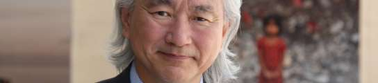 Michio Kaku.