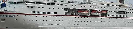 Desalojan a 600 pasajeros de un crucero debido a un incendio en la sala de máquinas  (Imagen: GFDL / WIKIPEDIA)