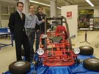 Ingenieros de la Universidad de La Rioja desarrollarán un coche eléctrico