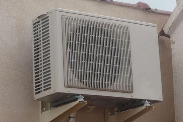los efectos de aire acondicionado en la salud