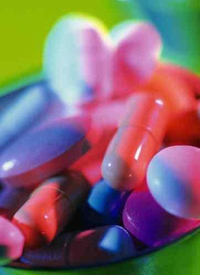 Fármacos contra el VIH