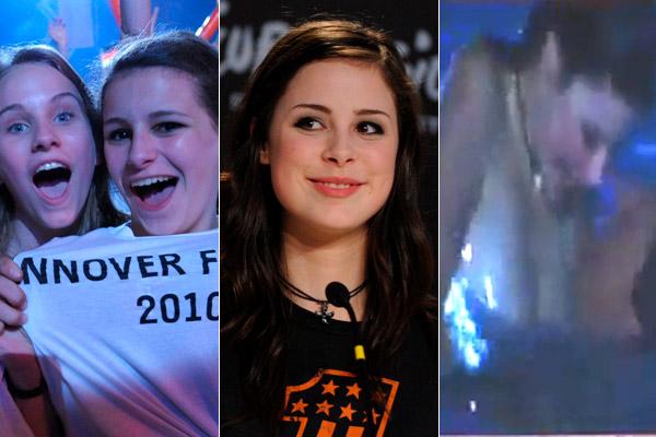 Eurovisión 2010 en Youtube - Lena Meyer La Ganadora