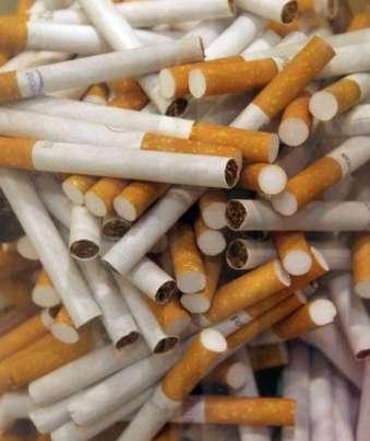 Tabaco falsificado