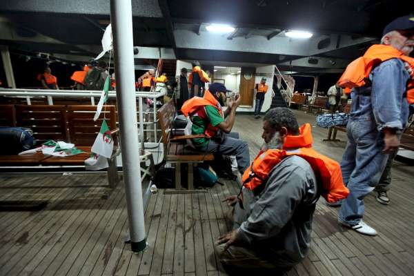 Israel ataca una flotilla humanitaria