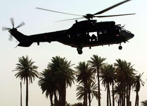 Helicóptero español