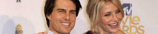 Tom Cruise y Cameron Diaz