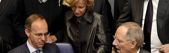 Europa creó un comité secreto para salvar el euro tras el colapso de Lehman Brothers  (Imagen: Nicolas Bouvy / EFE)