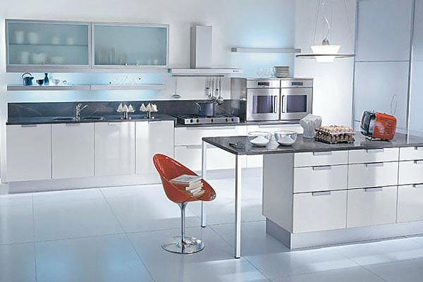 Cocinas con isla la ltima moda para viviendas espaciosas for Ultima moda en cocinas