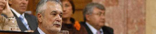 Andaluc�a subir� el IRPF a rentas de m�s de 80.000 � y Extremadura a las de 60.000 �  (Imagen: PARLAMENTO ANDALUZ)