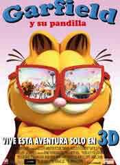 Garfield y su pandilla - Cartel