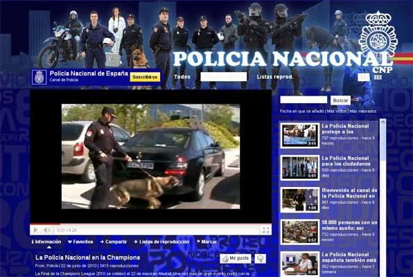 Policia Nacional de España