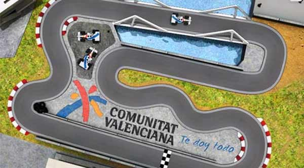 Juego de Fórmula 1 para Facebook
