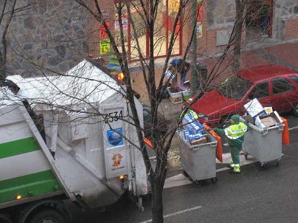 Recogida de basuras