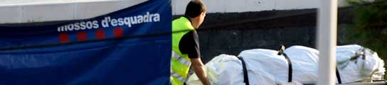 Accidente en Castelldefels