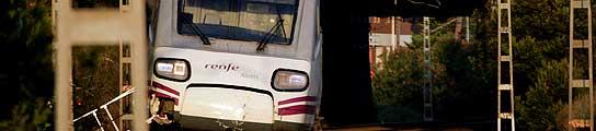 El tren de Castelldefels