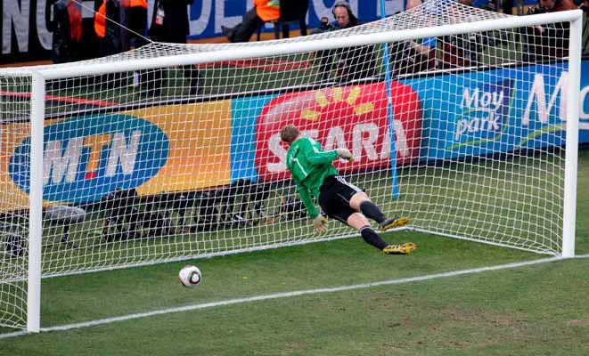 Alemania gol
