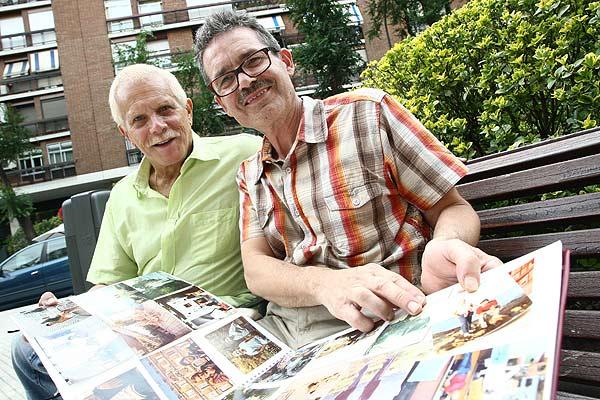 Primer matrimonio gay en España