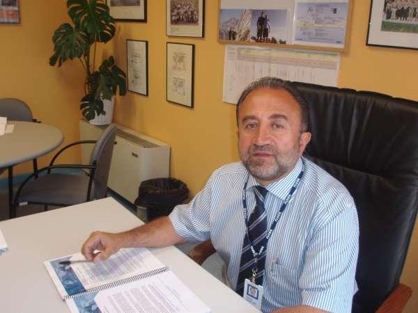 Carlos Escanciano, nuevo presidente de Tecniberia Asturias